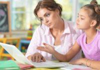 Ilustrasi mendidik anak perempuan